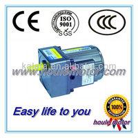 HOULE 6W reduction brake motor Induction gear motor reversible gearbox motor
