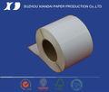 De alta calidad de auto- adhesivo térmica de etiquetas de código de barras