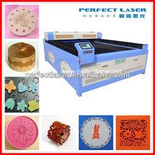 60W 80W 100W 150W Rubber Sheet Laser Cutting Machinery