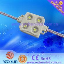 Shenzhen RoHS SMD led modules smd led 12VDC, waterproof IP68 Backlit of LED channel letter signage
