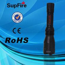 SupFire Y3A Adventure with led flashlight