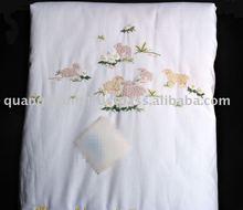 embroidery children quilt