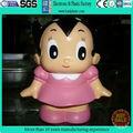 Plástica dos desenhos animados figura anime/astro boy cartoon figura brinquedos/atacado figura do anime