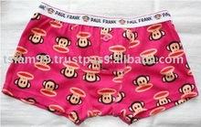 Brand Boxer for girl,children wear,children clothing,new order