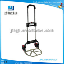Two Wheels Shopping Cart Shopping Trolley Luggage Cart Provider