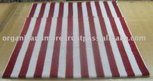 Yarn Dyed Organic Cotton Towel