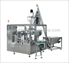 OMW Premade special shaped pouch, aluminum foil zipper pouch filling and sealing machine