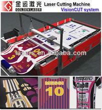 Golden Laser VisionCut - Printed Fabric Laser Cutter Underwear/Sportswear