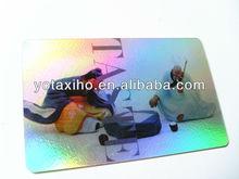 laser PVC card printing