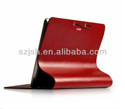 Fashion leather cases for ipad cases and covers