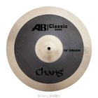 """Chang AB dark 16"""" Crash Cymbals"""