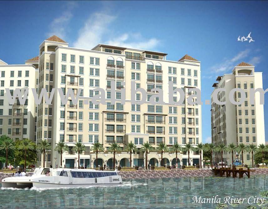 Manila River City Residences 856 x 668