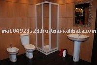 Set 6 pcs bathroom