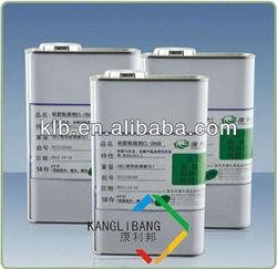 RTV silicone bonded glue