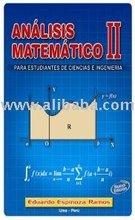 analisis matematico II book cover