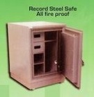 Record Steel Safe Cabinet