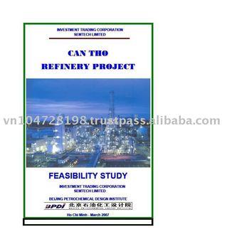 Oil Refinery Plan