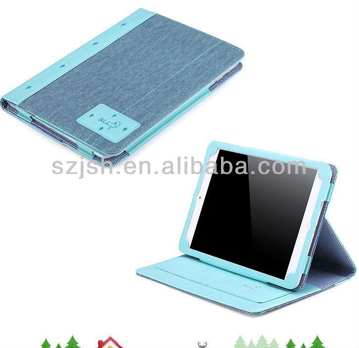 2013 Fashionable leather cover for ipad mini, for apple ipad cases
