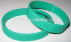 cheap sell dunable custom diabetes silicone bracelets