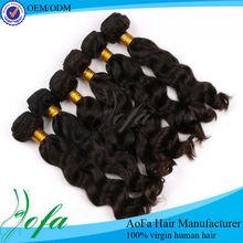 Hot sale on Alibaba malaysian human hair dubai