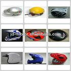 full face helmet / half face helmet
