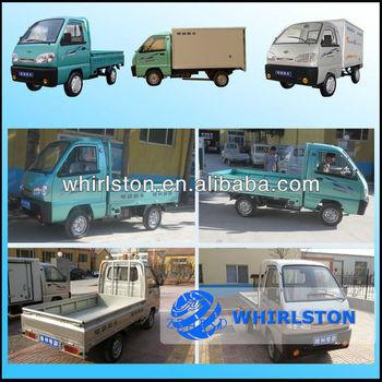 Hot-selling electric mini pickup and van