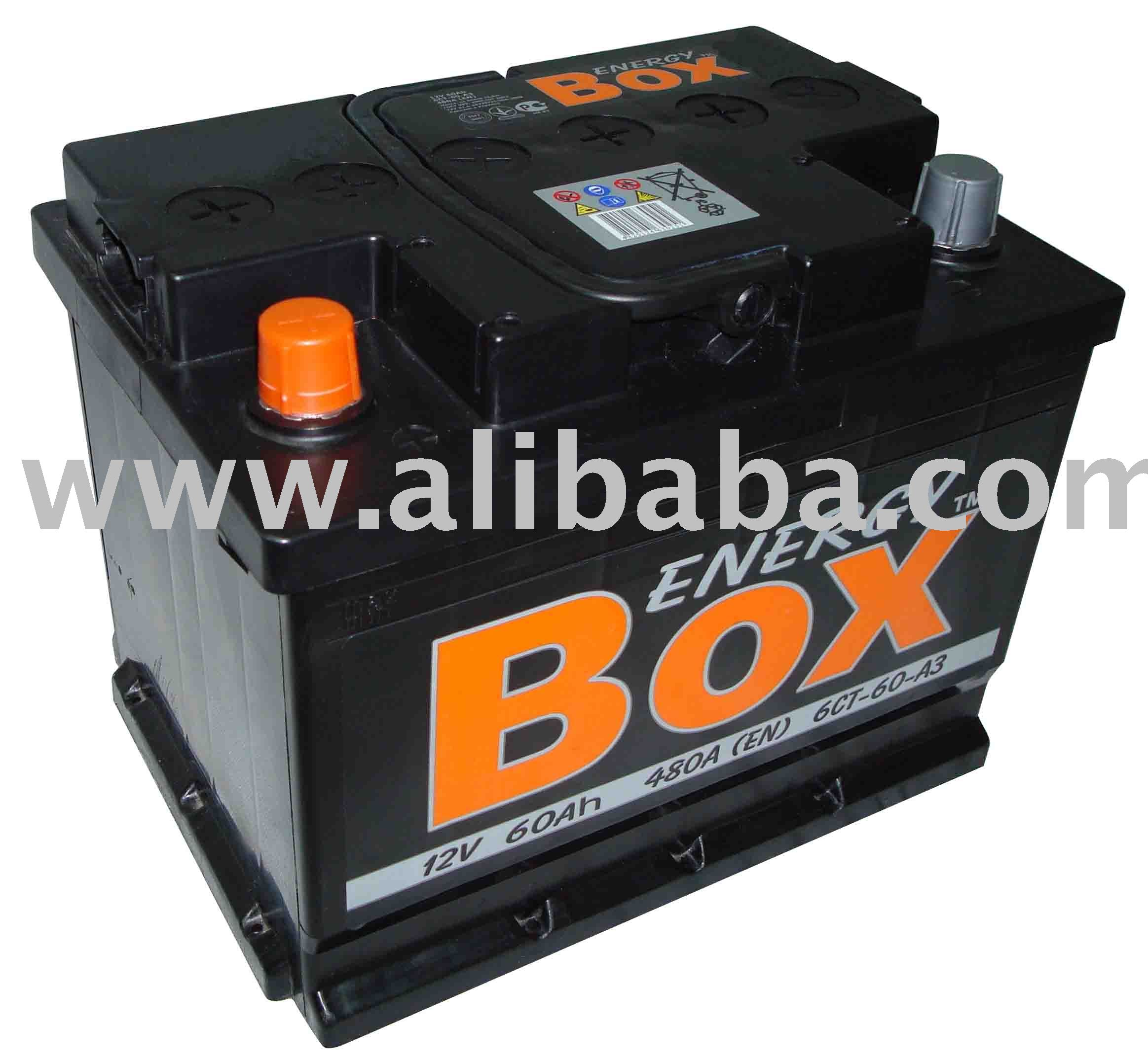 """De la batería"""" energía caja"""""""