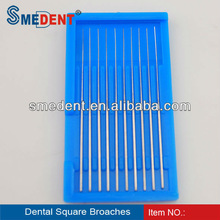 Smedent Dental Square Broaches barbed broach