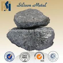 China metallic silicon for metallurgical deoxidizer