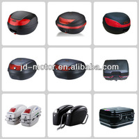 motorcycle tail box / rear case