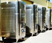 White Wine Storage tanks (cube-shaped)