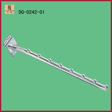 hot sale 9 beads metal wall hook&coat hanger&pegboard hook