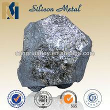Metálico silicio msds