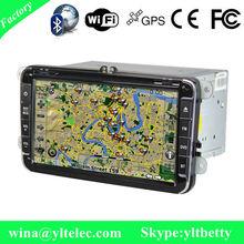 Hot Car DVD with GPS for Tiguan/Touareg/Passat/Polo