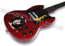 customize guitar miniature gifts