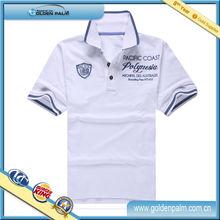 White Polo Shirt &Polo Shirt Custom & Casual Polo Shirt