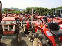 Used Yanmar tractor