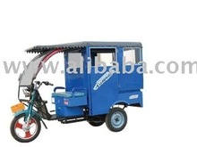 Electric Tricycle (Super Power), Six Seated