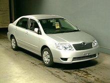 TOYOTA COROLLA 2006 car