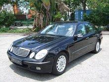 Mercedes Benz used car