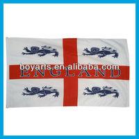 Custom world cup flags