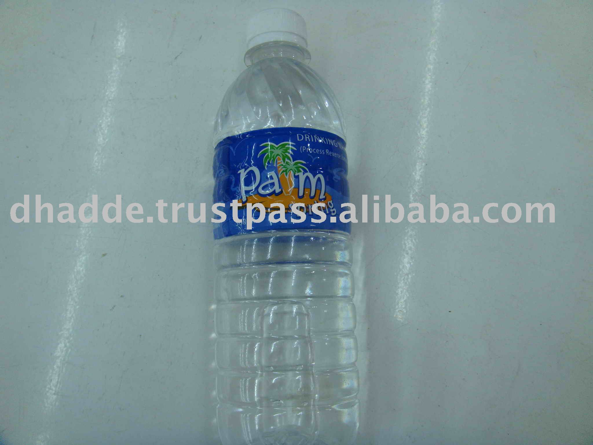 Mineral water is water containing minerals or other dissolved substances that alter its taste or give it therapeutic value