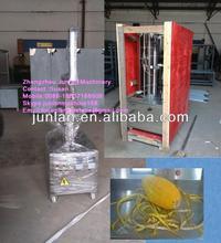 pumpkin peel for skin/wax melon peeling machine