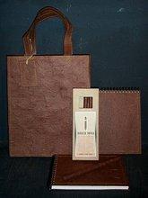 Handmade, environmental friendly ZEROTREE Paper Products