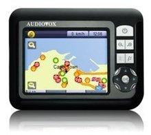 Satellite GPS Navigation system