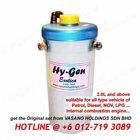 hydrogen water fuel generator