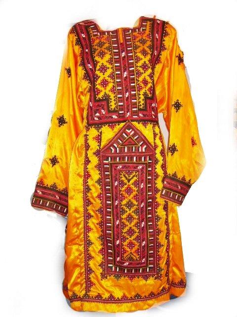Embroidered Balochi Dress