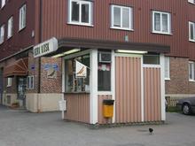 Pre-fabricated Modular Kiosk