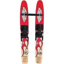 O'brien Scout bambou baskets avec formateur Bar Skis nautiques