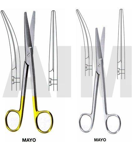 Mayo Dissecting Scissors Dissecting Scissors Mayo/mayo